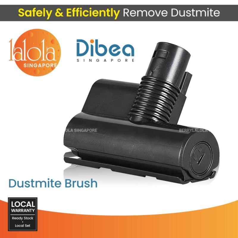 Detachable Electric Dust Mites Suction Head Vacuum Cleaner Attachment for Dibea H008 PRO Singapore