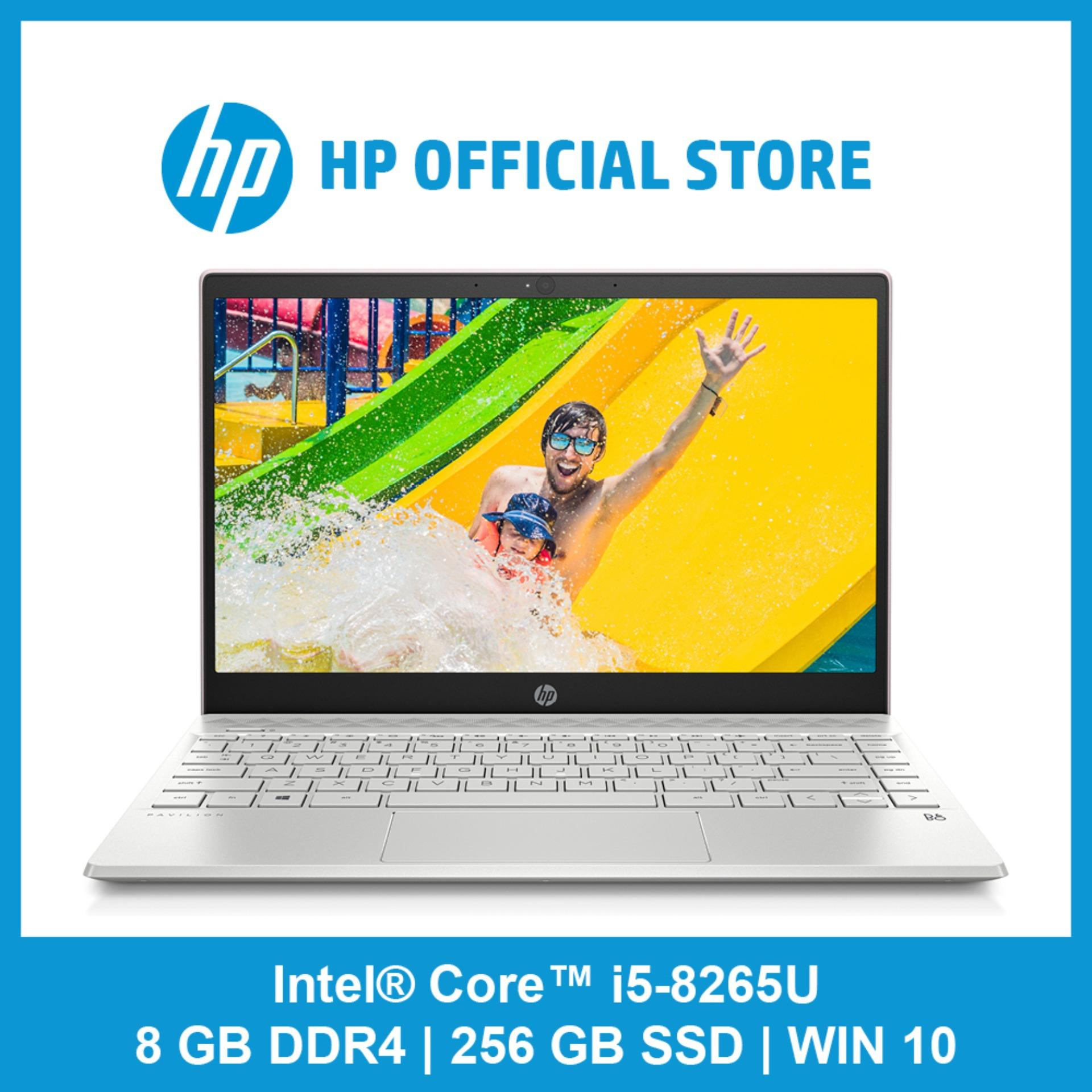HP Pavilion Laptop 13-an0047tu / Intel® Core™ i5-8265U/8 GB DDR4/256 GB SSD/WIN 10