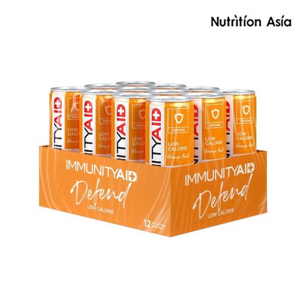 Buy IMMUNITY AID Orange Burst - DEFEND (12 cans) Singapore