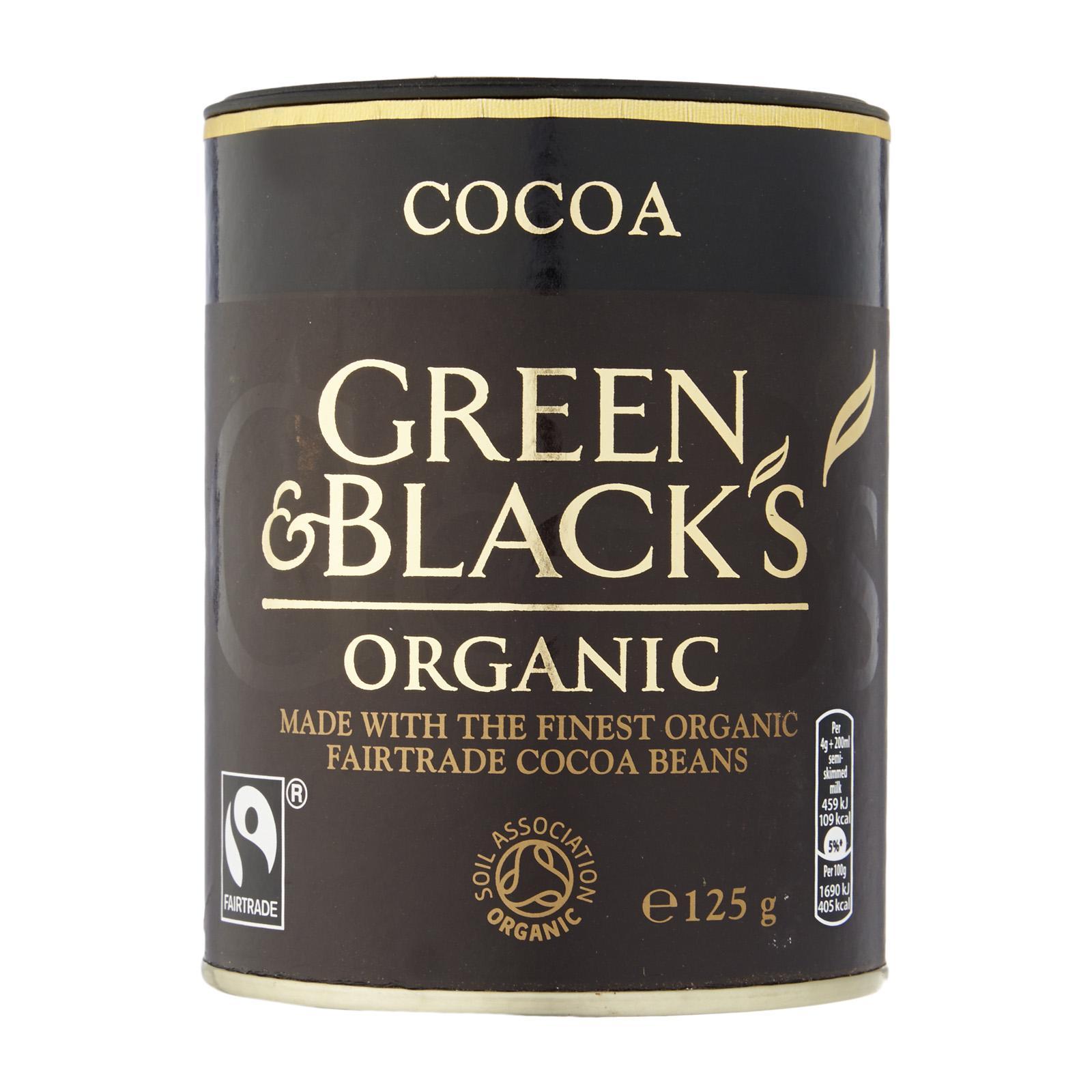 Green & Black's Organic Fairtrade Cocoa Powder