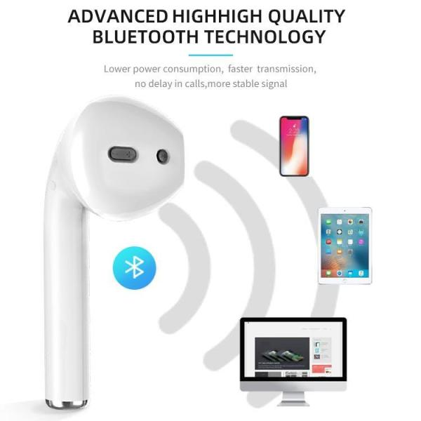 Oversized Giant AirPods Headset Bluetooth POD Speaker Music Player Home Decoration Deco Birthday Present Christmas Gift Singapore