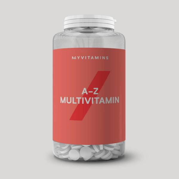 Buy MyProtein A-Z Multivitamin 90 Tablets Supporting Health and Well Being FREE Shipping 2-3 Days by RunningMan Singapore