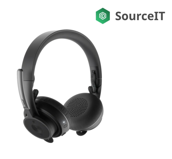 Logitech Zone Wireless for Microsoft Teams - 2 Years Local Warranty [Authorized Reseller] Singapore