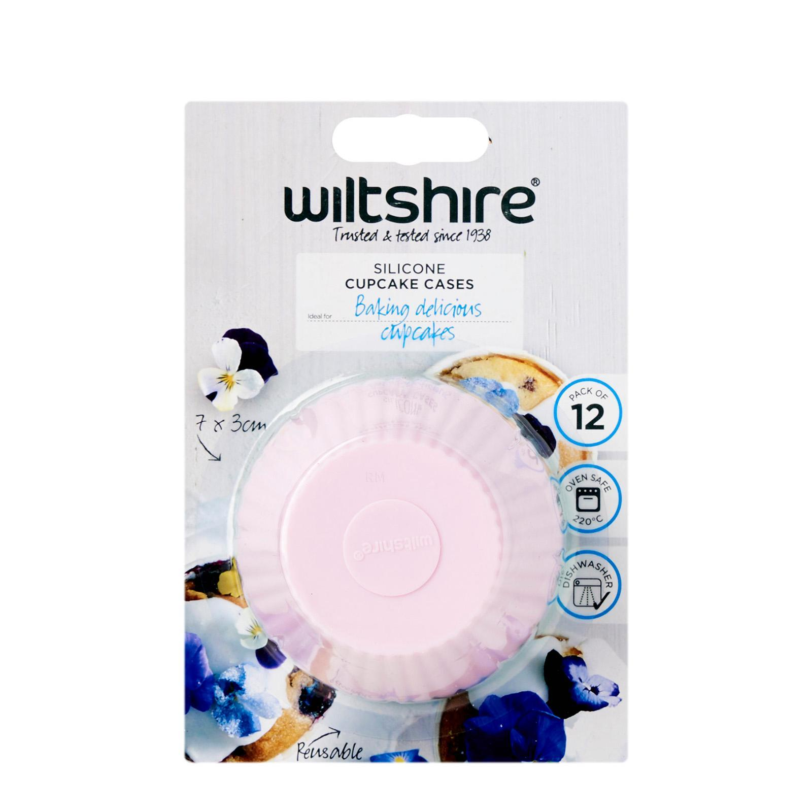Wiltshire Silicone Cupcake Cases