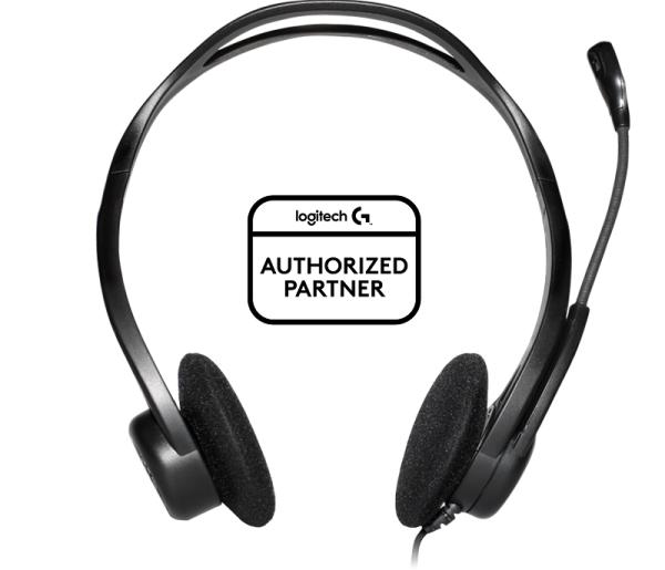 Logitech H370 USB Computer Headset Singapore