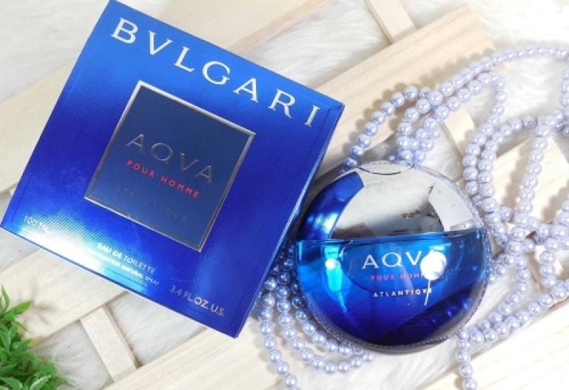 Buy Bvlgari Aqva Pour Homme Atlantiqve for Men Edt 100ml Singapore
