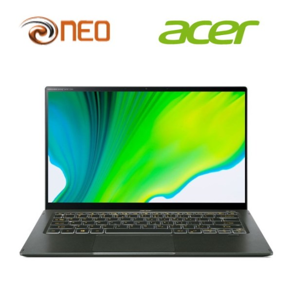 Acer Swift 5 SF514-55TA-73GW Special Edition Antimicrobial laptop with LATEST 11th Gen Intel i7-1165G7 processor and 16GB RAM