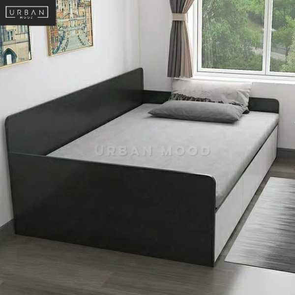 [PRE-ORDER] COBY Modern Storage Bed