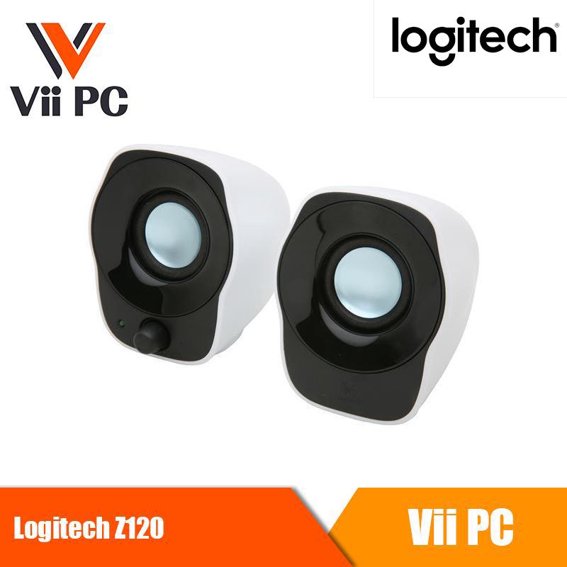 Logitech Z120 2.0 Stereo Speaker Singapore