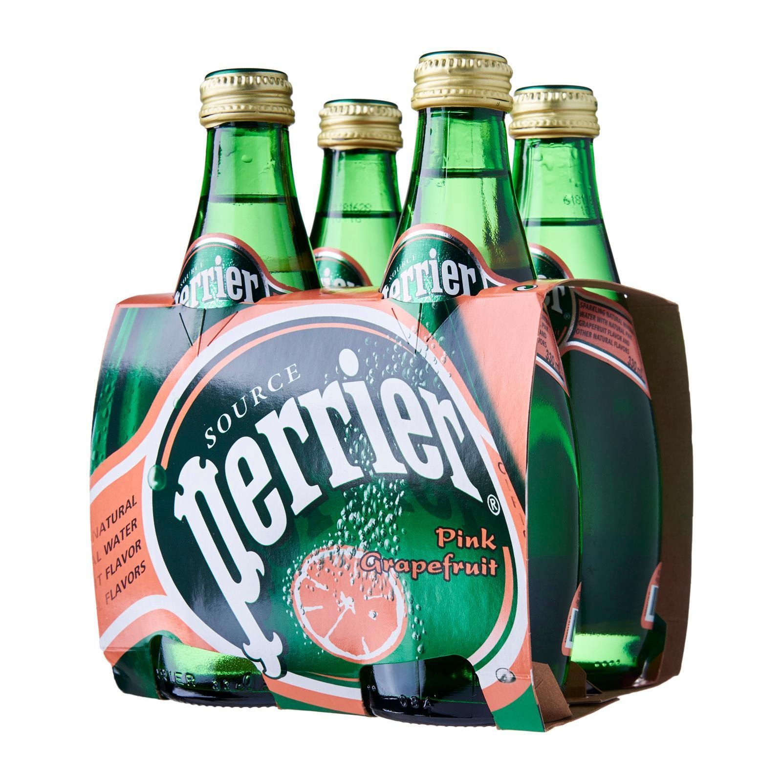 Perrier Pink Grapefruit Sparkling Natural Mineral Water