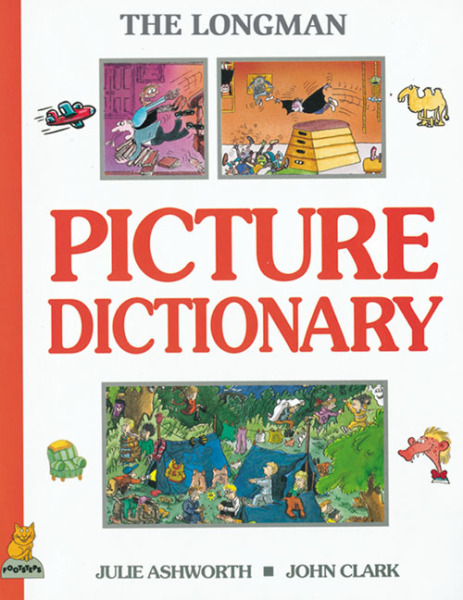 Pearson Longman Picture Dictionary (Paperback)