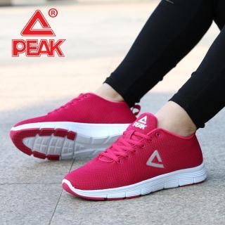 Peak Giầy Chạy Bộ Giày Nữ 2021 Mùa Thu Đông Mẫu Mùa Xuân Lưới Thoát Khí Bề Mặt Giày Lười Gọn Nhẹ Đôi Giầy Thể Thao Nữ thumbnail