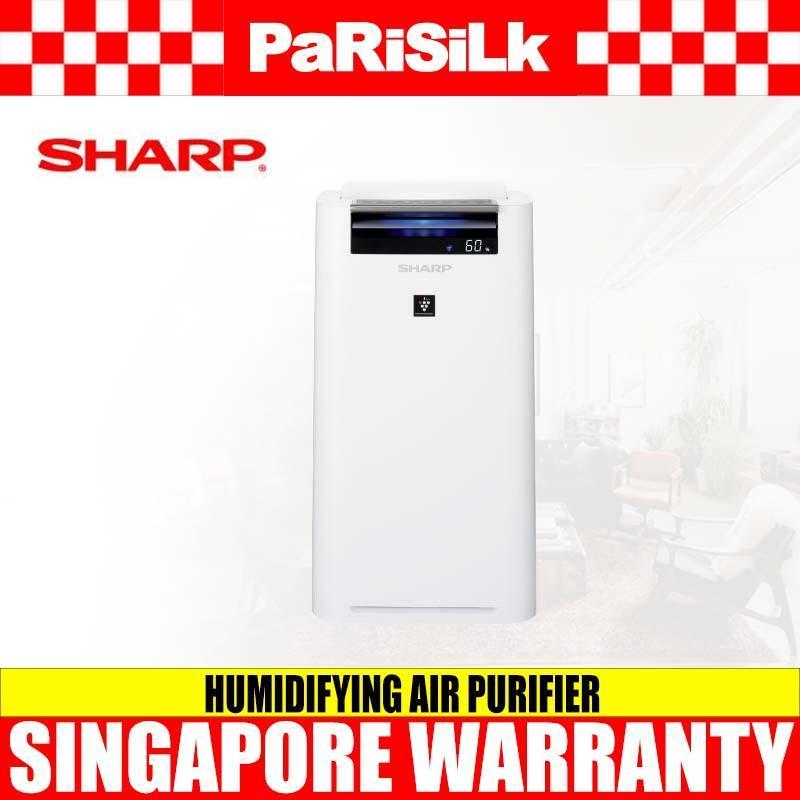 Sharp KC-G40E-W Humidifying Air Purifier Singapore