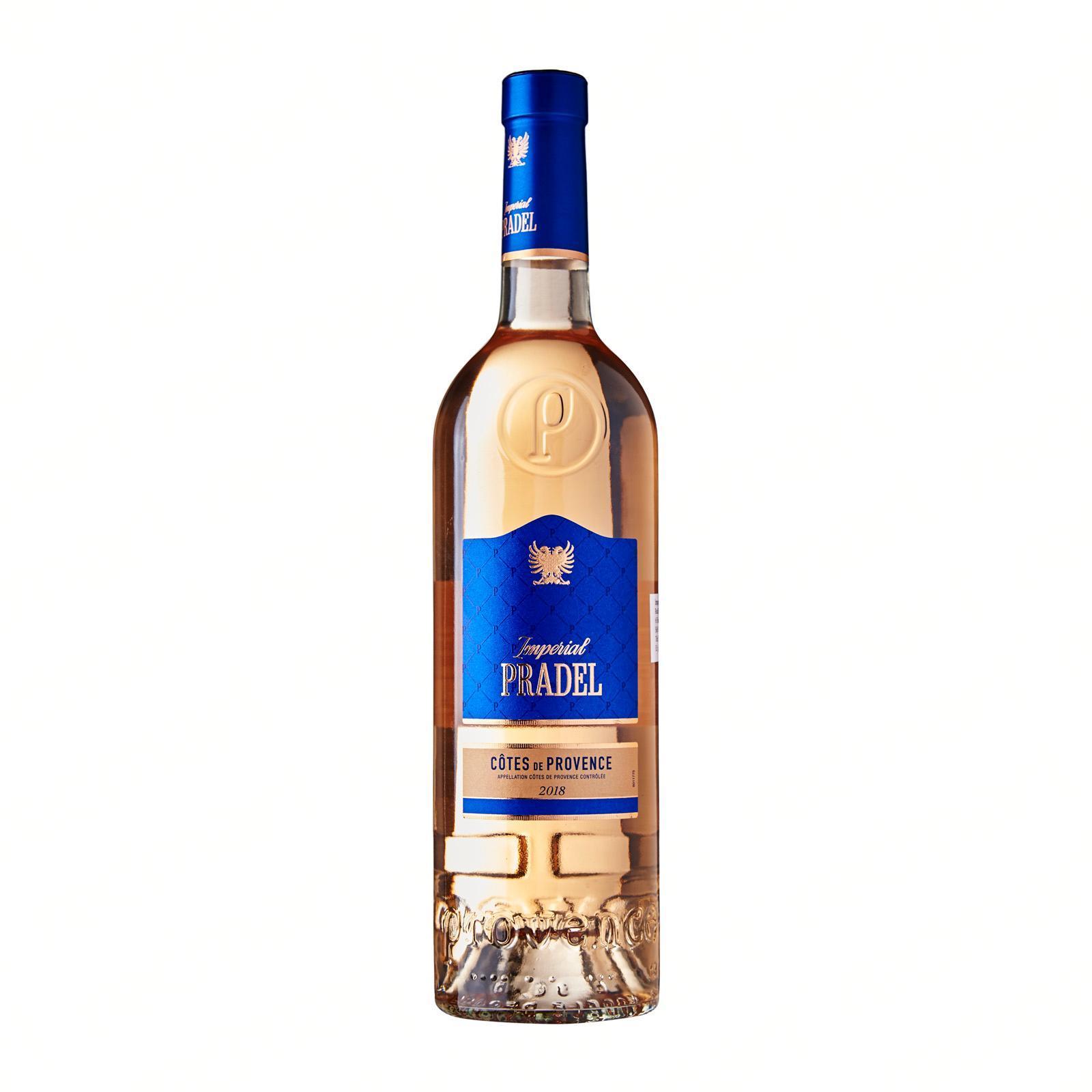 Marius Peyol Cotes de Provence Rose Wine