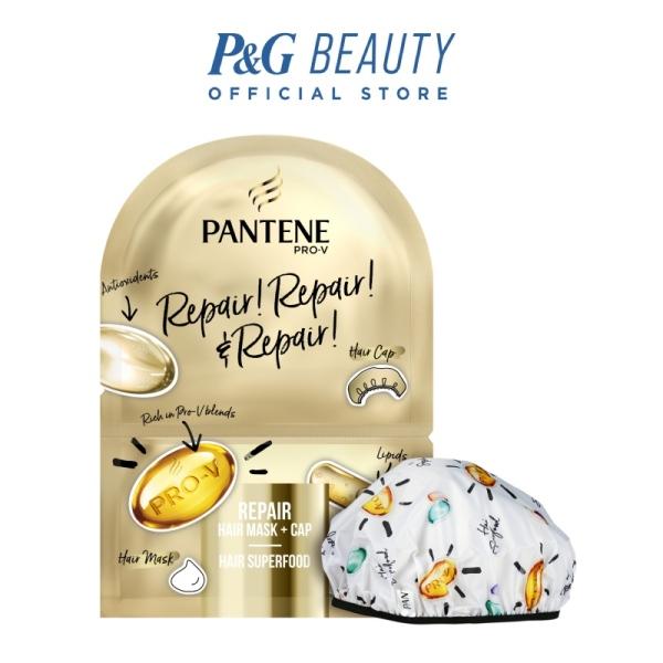 Buy Pantene Hair Mask Repair 20ml Singapore
