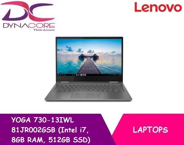 Lenovo YOGA 730-13IWL 81JR002GSB (Intel i7, 8GB RAM, 512GB SSD)