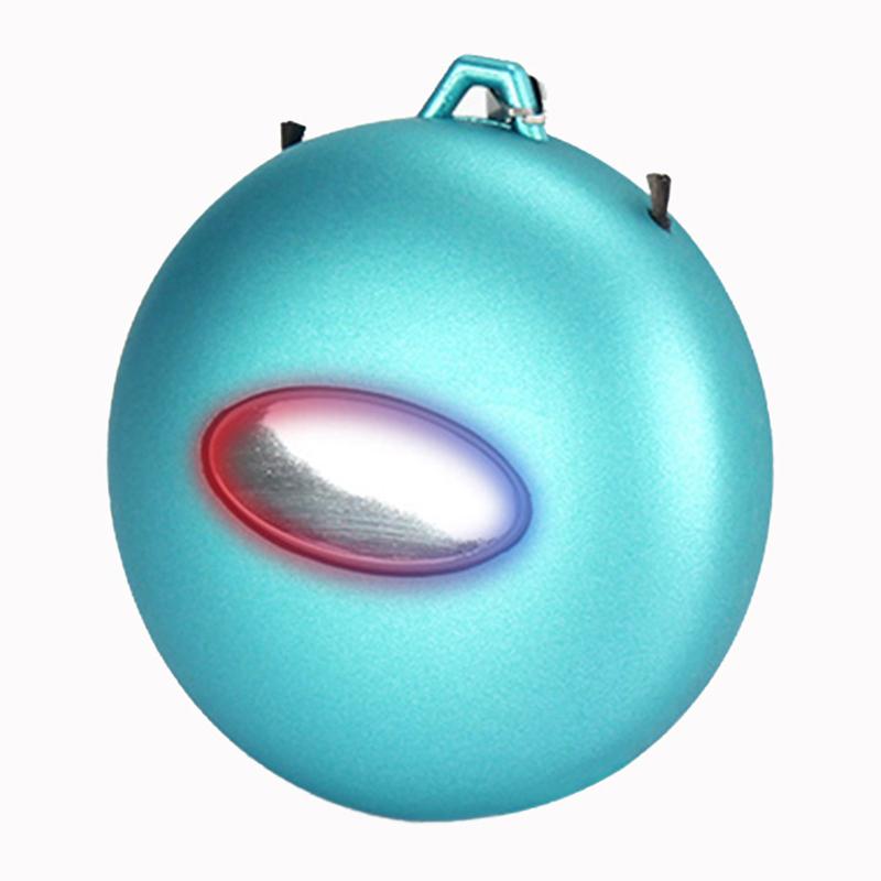 Personal Air Purifier Necklace Wearable USB Mini Portable Air Freshener Ionizer Negative Ion Generator Low Noise Random