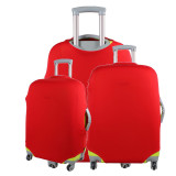 1 X Luggage Protector Elastic Suitcase Cover Bags Dust Proof Case 28 Red In Stock