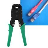 List Price 100 Rj45 Cat5 Modular Plug Connector Cable Tester Crimper Stripper Network Tool Intl Elecool