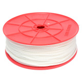 100M 2 8Mm White Nylon Pull Starter Recoil Start Cord Rope For Most Lawnmower Intl Free Shipping