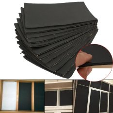 Sale 12 Sheets Car Auto Van Sound Proofing Deadening Insulation 10Mm Closed Cell Foam Intl On China
