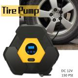 Sale 12V 150Psi Digital Car Bike Van Auto Air Compressor Tire Pump Tyre Inflator Amazing Diy Original