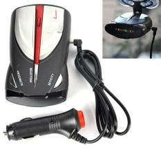 12v Car Gps Car Speed Laser Voice Alert Radar Detector Cobra Xrs 9880 360 Degree - Intl By Elec Mall.