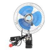 Best Price 12V Portable Vehicle Auto Car Fan Oscillating Car Fan Auto Cooling Fan