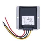 Price 12V To 24V 5A Car Converter Voltage Regulator Power Supply Booster Module Black Intl Vakind Online