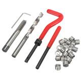 Deals For 15 25Pcs Helicoil Restoring Thread Repair Wire Insert Kit W Case M8 Intl