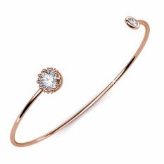 Best Buy Cosmic Jewellery Crystals From Swarovski® 18K Rose Gold Plated Bracelet