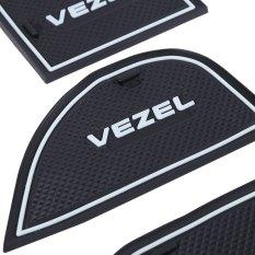 19Pcs Auto Car Accessories Interior Door Rubber Non Slip Cup Mat Holder Gate Slot Pad For Honda Vezel Intl Best Buy