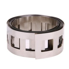 1m 0.15x25.5mm Pure Ni Plate Nickel Strip Tape For Welding - Intl By Sportschannel.