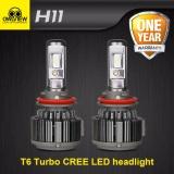 1Set Original Owlview Cree Chip H11 H4 H7 H1 H13 H3 9005 9006 9007 Cob Led Car Headlight Bulb Hi Lo Beam 72W 8000Lm 6000K Auto Headlamp 12V 24V Intl Coupon Code
