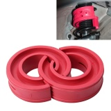 Review 2 Pcs Car Auto B Type Shock Absorber Spring Bumper Power Cushion Buffer Red Intl Sunsky