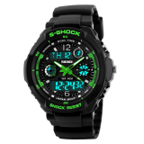 Who Sells The Cheapest 2016 New S Shock Men Sports Watches Skmei Quality Brand Digital Analog Alarm Military Watch Relogio Masculino Digital Watch Online