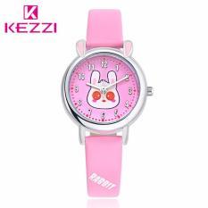 Price 2017 Hot Cartoon Children Casual Watch G*Rl Cute Rabbit Pattern Sweet Style Quartz Wristwatch Student Clock 100 Quality Intl Oem New