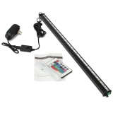 Buy 21 18 12 6 Led Aquarium Air Bubble Light Fishtank Submersible Remote Colorful 51Cm 21Led Intl Singapore