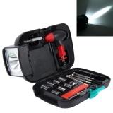 Price Compare 24 Pcs Portable Flashlight Tool Box Set Portable Auto Home Emergency Tool Kit With Flashlight Intl