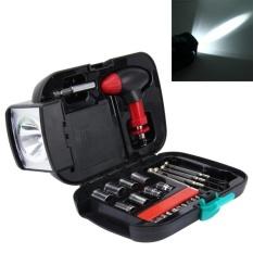 Where Can You Buy 24 Pcs Portable Flashlight Tool Box Set Portable Auto Home Emergency Tool Kit With Flashlight Intl