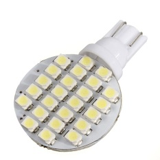 List Price 24 Smd Led T10 194 921 W5W 1210 Rv Landscaping Light Panel Lamp Pure White Not Specified