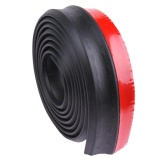 Where To Buy 2 5M Car Front Bumper Lip Splitter Body Spoiler Skirt Rubber Protector Foam Intl