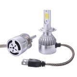 Sale 2Pcs 10000Lm 55W Led Headlight H7 Car Driving Light Lamp Bulb 6000K White Ld974 Intl Oem