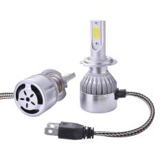 Shop For 2Pcs 10000Lm 55W Led Headlight H7 Car Driving Light Lamp Bulb 6000K White Ld974 Intl