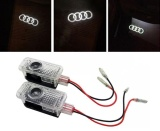 2Pcs Car Led Ghost Shadow Projector Laser Courtesy Personality Logo Light For Audi A8 A7 A5 A6 A4 A3 A1 R8 Tt Q7 Q5 Q3 Intl Promo Code