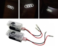 Price 2Pcs Car Led Ghost Shadow Projector Laser Courtesy Personality Logo Light For Audi A8 A7 A5 A6 A4 A3 A1 R8 Tt Q7 Q5 Q3 Intl Online China