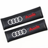 The Cheapest 2Pcs Set Universal Cotton Seat Belt Shoulder Pads Covers Emblems For Audi A1 A3 A4 A5 A7 A6 A8 Q3 Q5 Q7 B7 Tt Badges Auto Accessories Car Styling Intl Online