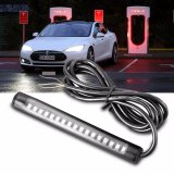 Buy 2X Universal Motorcycle 17 Led 2835 Smd Rear Brake Tail Signal Strip Light Intl Oem Cheap