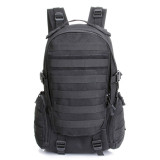 Compare Prices For 30L Military Army Tactical Molle Backpack Rucksacks Camping Hiking Trekking Bag Black