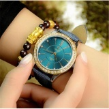 Best Price 361 Fashion Simple Swiss Quartz Watch Female Women Watch Women Wrist Intl